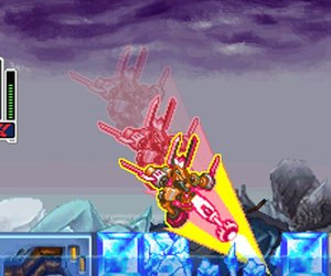 Mega Man ZX Advent Chat