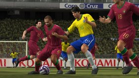 Pro Evolution Soccer 2008 Screenshot from Shacknews