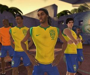 FIFA Street 3 Screenshots