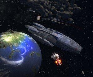 Battlestar Galactica Chat