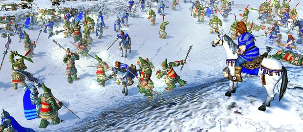 Empire Earth III News