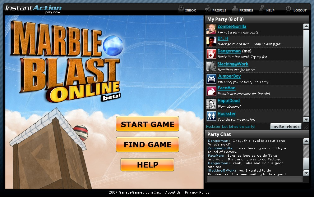 How to Play Marble Blast 2 on PC Windows 7/8/8.1/10) and MAC