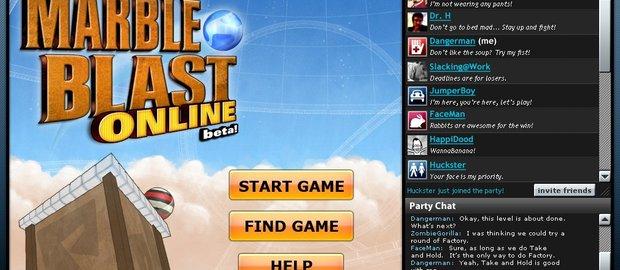 Marble Blast Online News