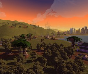 SimCity Societies Chat