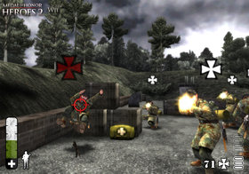 Medal of Honor: Heroes 2 Screenshot from Shacknews