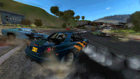 FlatOut: Head On Screenshot from Shacknews