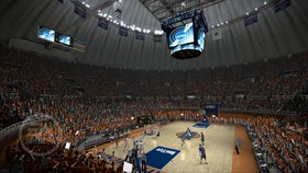 NCAA March Madness 08 Screenshot from Shacknews