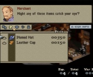 Final Fantasy Tactics: The War of the Lions Screenshots