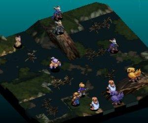 Final Fantasy Tactics: The War of the Lions Screenshots
