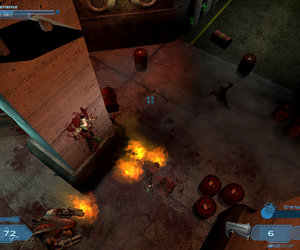 Shadowgrounds Survivor Screenshots