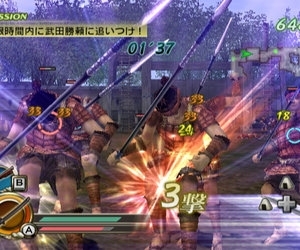 Samurai Warriors: KATANA Files
