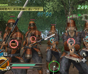 Samurai Warriors: KATANA Chat
