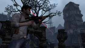 Uncharted: Drake's Fortune Screenshot from Shacknews