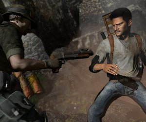 Uncharted: Drake's Fortune Screenshots