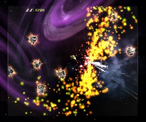 Asteroids & Asteroids Deluxe Screenshots