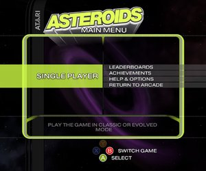 Asteroids & Asteroids Deluxe Videos