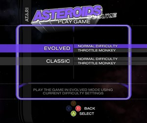 Asteroids & Asteroids Deluxe Files