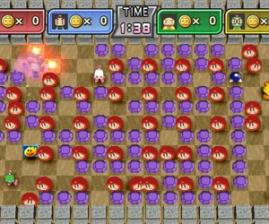 Bomberman Land Screenshots