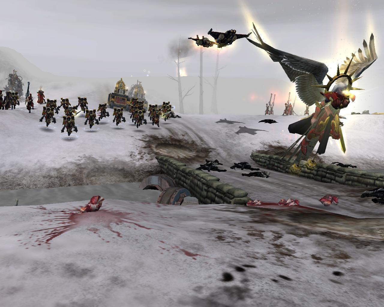 Скачать Warhammer 40000 Dawn of War Soulstorm (Rus,2008). Letitbit.