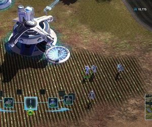 Universe at War: Earth Assault Screenshots