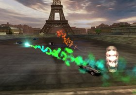 Twisted Metal: Head On Extra Twisted Edition Screenshot from Shacknews