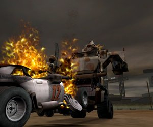Twisted Metal: Head-On: Extra Twisted Edition Chat