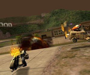Twisted Metal: Head-On: Extra Twisted Edition Screenshots