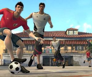 FIFA Street 3 Chat