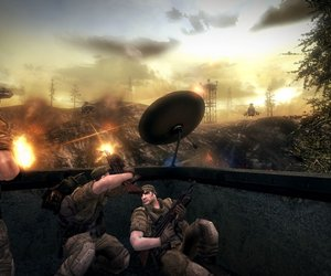 Frontlines: Fuel of War Chat