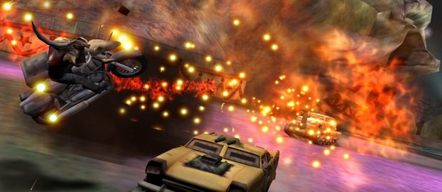 Twisted Metal: Head-On: Extra Twisted Edition News
