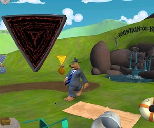 Sam & Max Episode 202: Moai Better Blues Files