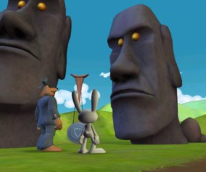 Sam & Max Episode 202: Moai Better Blues Chat
