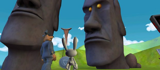 Sam & Max Episode 202: Moai Better Blues News