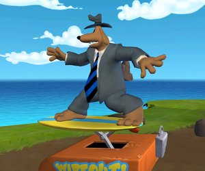 Sam & Max Episode 202: Moai Better Blues Screenshots