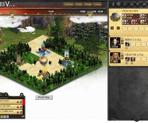 Heroes of Might & Magic: Kingdoms Chat