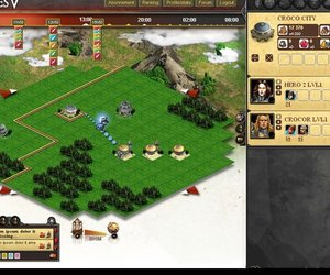 Heroes of Might & Magic: Kingdoms Screenshots