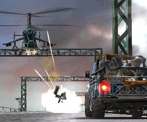 Pursuit Force: Extreme Justice Screenshots