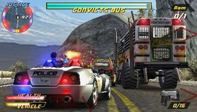 Pursuit Force: Extreme Justice Screenshot from Shacknews