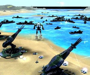 Supreme Commander Screenshots