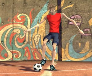 FIFA Street 3 Files