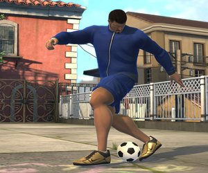 FIFA Street 3 Chat