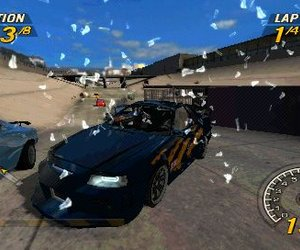 FlatOut: Head On Screenshots
