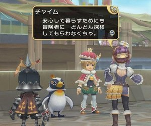 Final Fantasy Crystal Chronicles: My Life as a King Chat