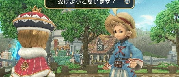 Final Fantasy Crystal Chronicles: My Life as a King News