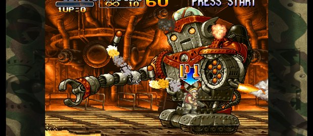 Metal Slug 3 News