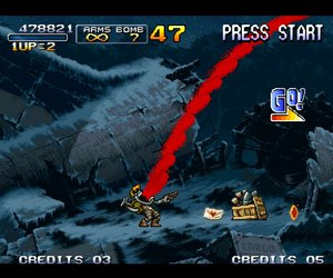 Metal Slug 3 Files