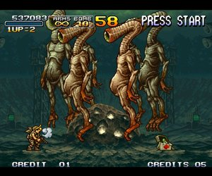 Metal Slug 3 Screenshots