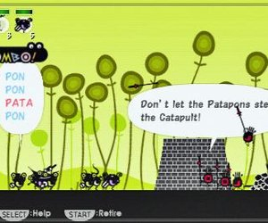 Patapon Screenshots