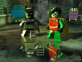 LEGO Batman Screenshot from Shacknews
