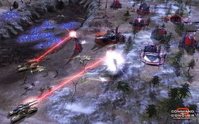Command & Conquer 3: Kane's Wrath Screenshot from Shacknews